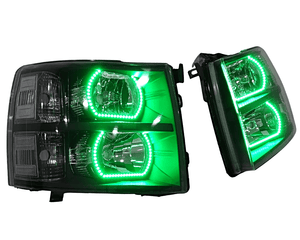 Alumi Underbody Lighting Kit (RGB, RGBW or Flow Series) - Street Ambitionz