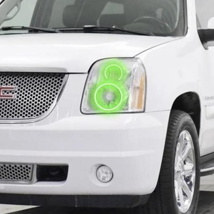 GMC Yukon (07-14) Halo Kit - Street Ambitionz