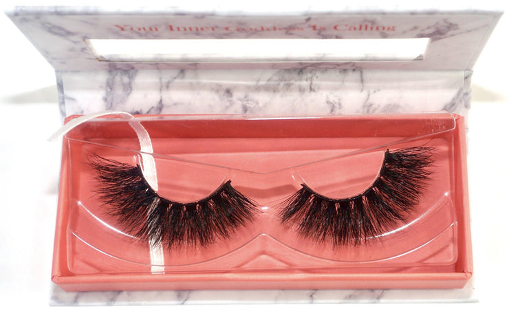 3D Mink Lash - In My Bag - Farrah Beauty