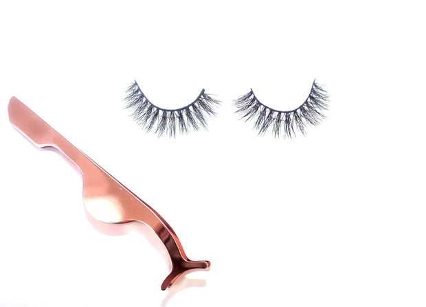 Rose Gold Lash Applicator - Farrah Beauty