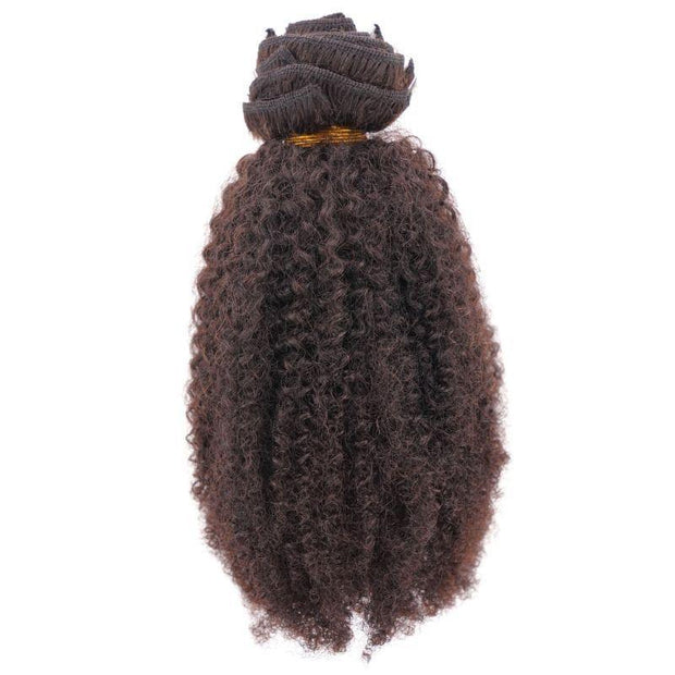 Clip-In Hair Extensions - Afro Kinky - Farrah Beauty