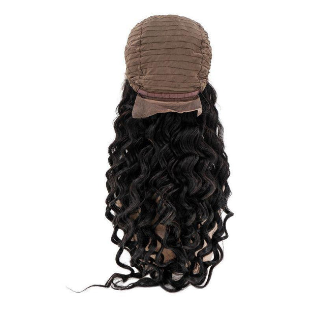 Brazilian Front Lace Wig - Loose Wave - Farrah Beauty