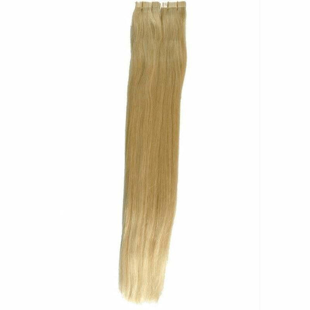 Tape-In Hair Extensions - Russian Blonde - Farrah Beauty