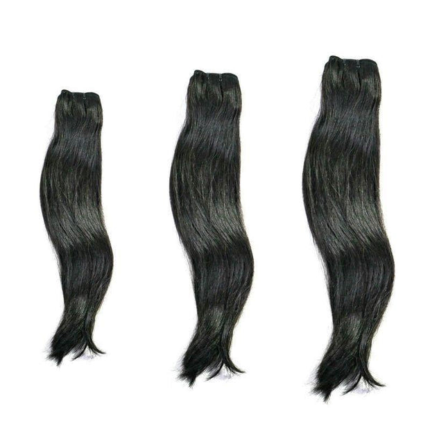 100% Raw Vietnamese 3 Bundle Deal - Silky Straight - Farrah Beauty