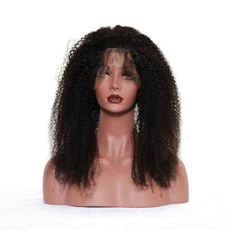 Eurasian Mink Front Lace Wig - Kinky Curly - Farrah Beauty