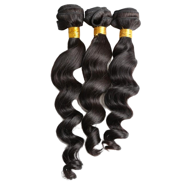 Brazilian Hair Extensions - Loose Wave - Farrah Beauty