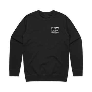 Backyard Crewneck - Black