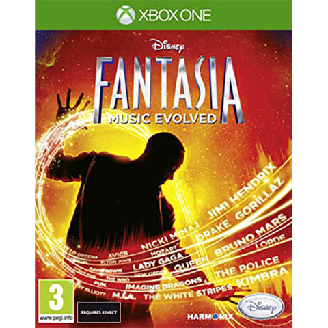 Disney Fantasia Music Evolved - Xbox ONE