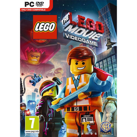 Lego Movie Videogame - PC