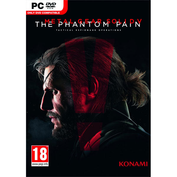 Metal Gear Solid V The Phantom Pain - PC