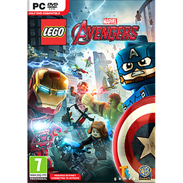 Lego Marvel's Avengers - PC