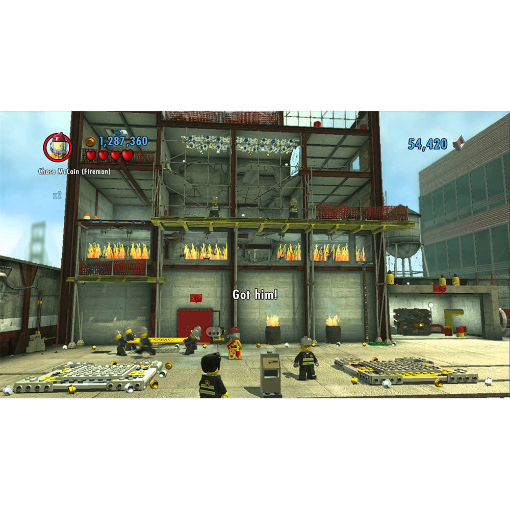 Lego City Undercover - PC
