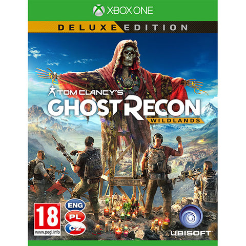 Ghost Recon Wildlands Deluxe - Xbox ONE