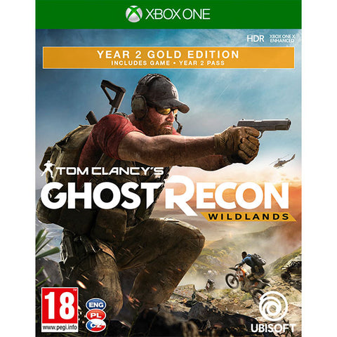Ghost Recon Wildlands Year 2 Gold - Xbox ONE