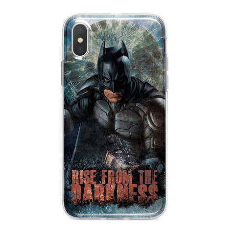 BATMAN Rise from the Darkness telefntok - DC Comics