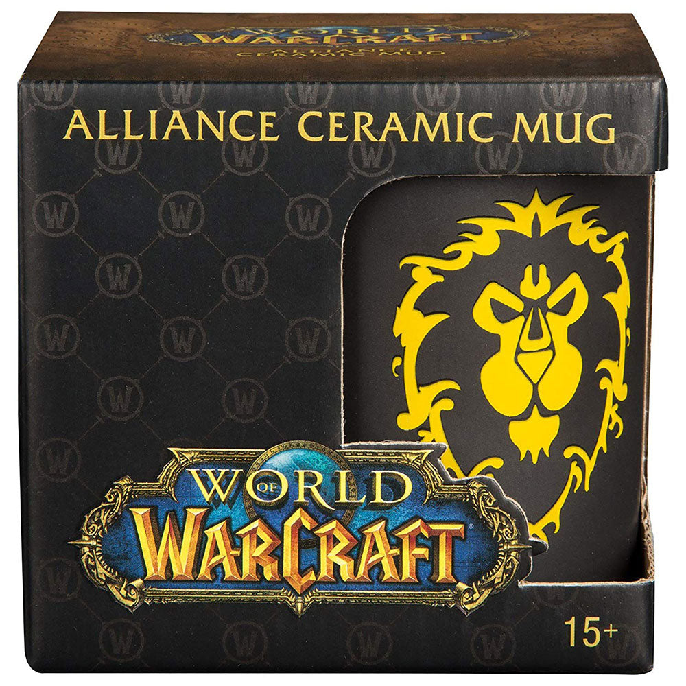 WOW - Alliance bögre