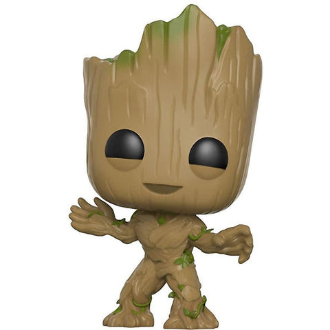 POP Movies Galaxis Őrzői 2 Groot figura