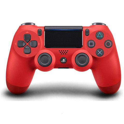 Playstation 4 Dualshock V2 piros - PS4