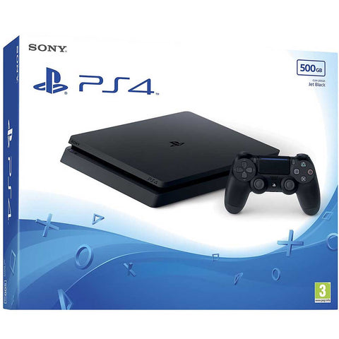 Playstation 4 SLIM 500 GB Fekete -  PS4