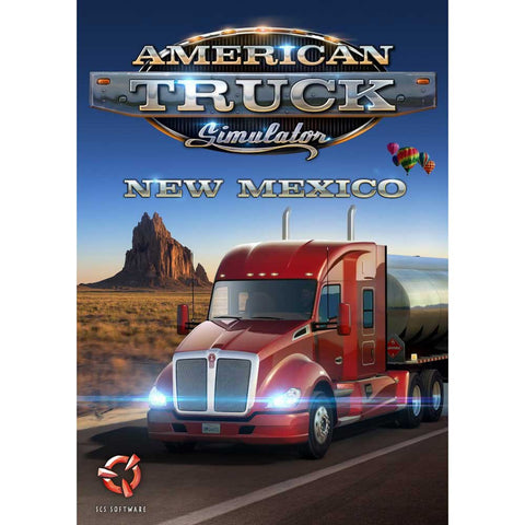 American Truck Simulator New Mexico Expansion - PC