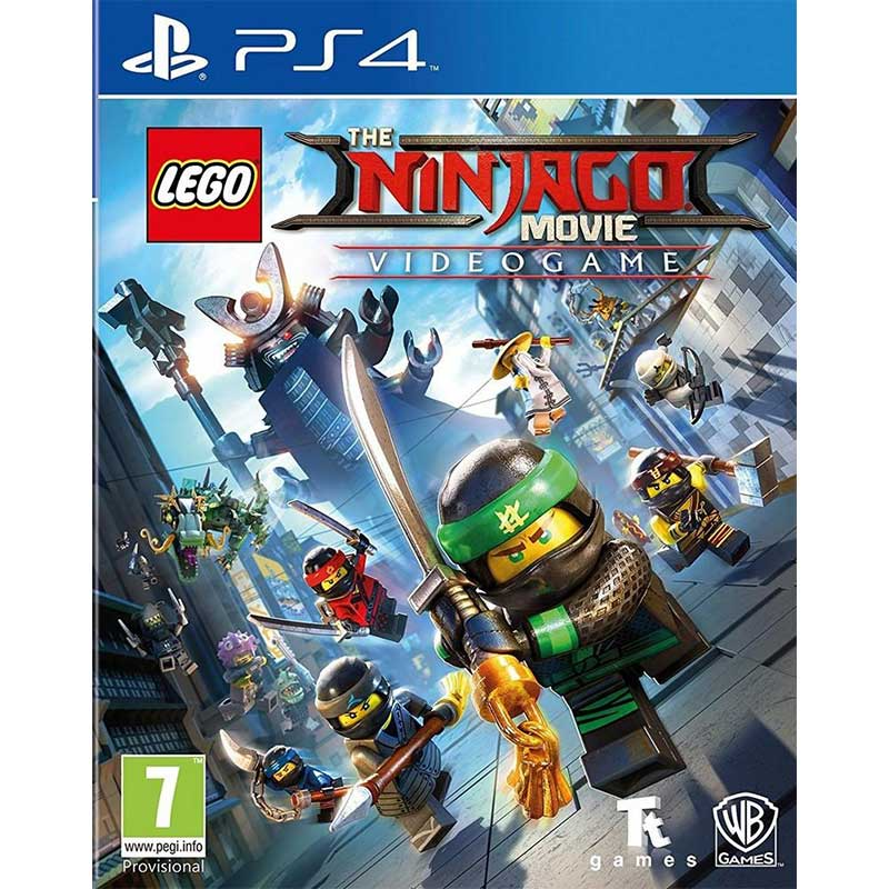 The LEGO Ninjago Movie Videogame - PS4