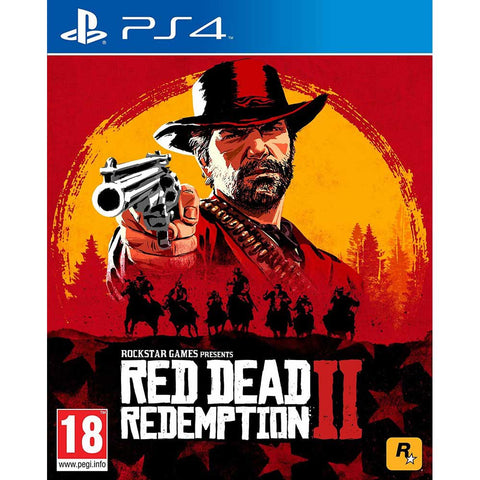 Red Dead Redemption II -  PS4