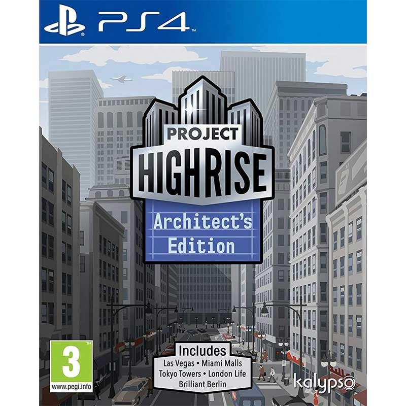 Project Highrise Architect -  PS4