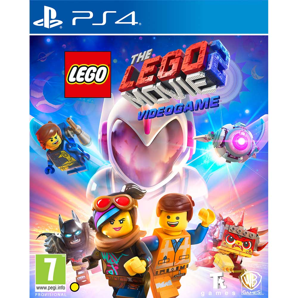 Lego Movie 2: The Video Game - PS4