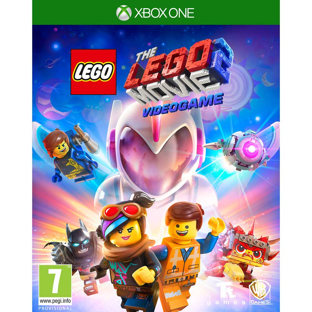 Lego Movie 2: The Video Game - Xbox ONE