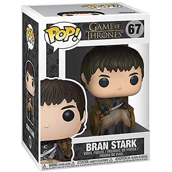 POP Movies Game of Thrones Bran Stark figura