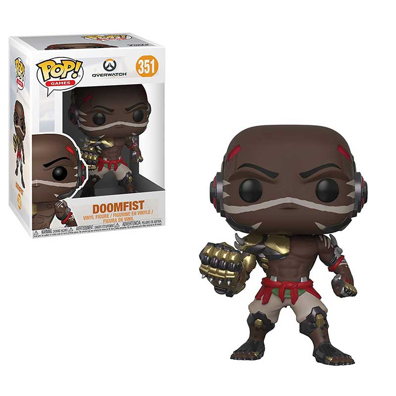 POP Games Overwatch - Doomfist figura