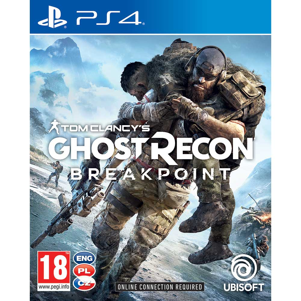 Tom Clancy´s Ghost Recon Breakpoint -  PS4