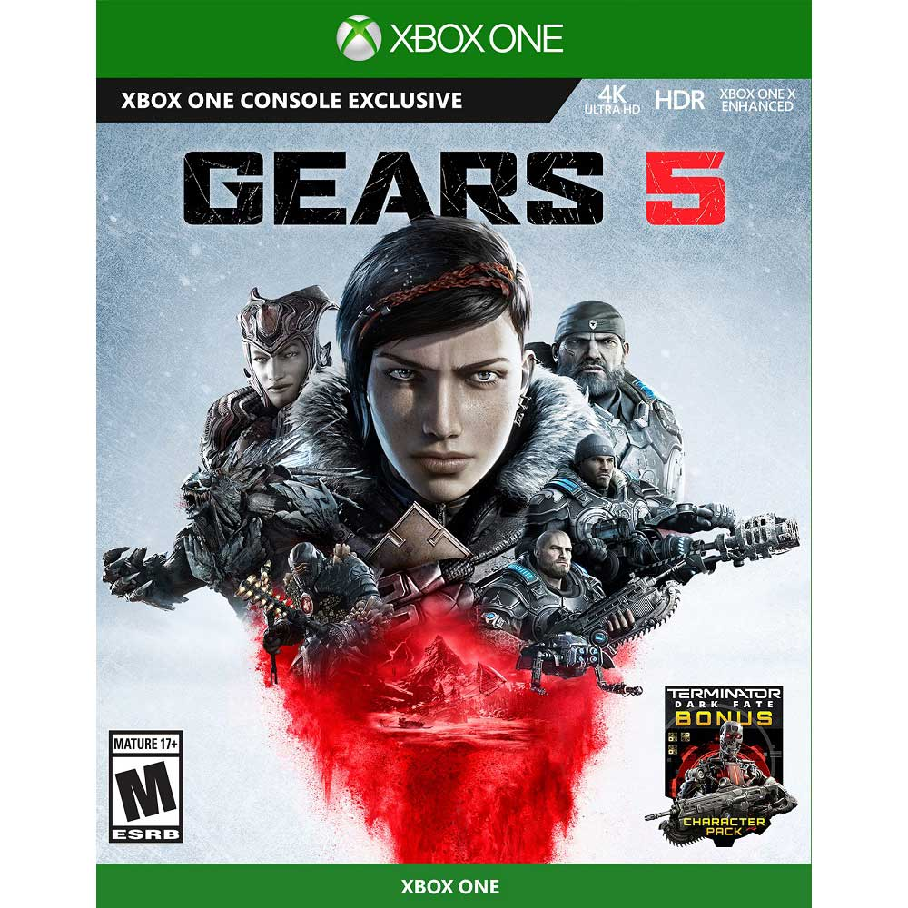 Gears 5 Standard Edition -  Xbox ONE