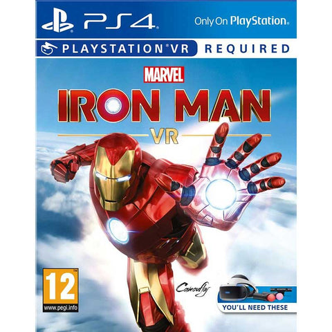 Marvel's Iron-Man VR - PS4
