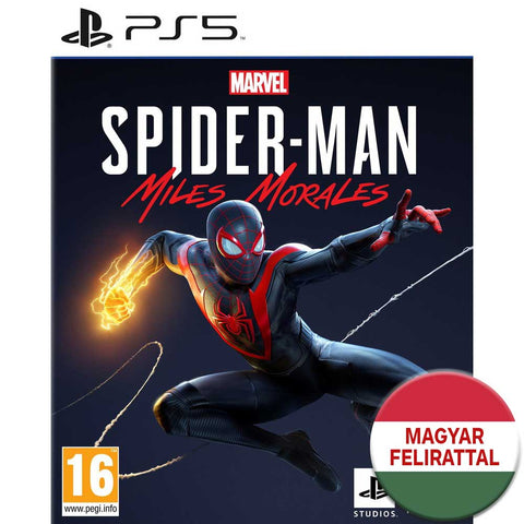 Marvel's Spider-Man Miles Morales - PS5