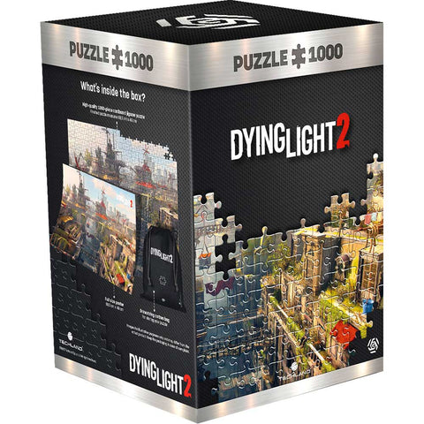 Dying light 2: City 1000 darabos puzzle