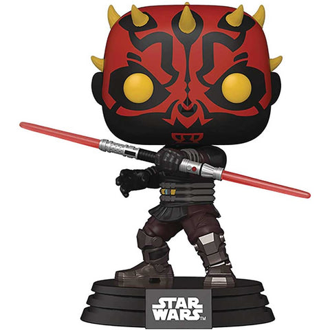 POP Movies Star Wars Clone Wars Darth Maul figura