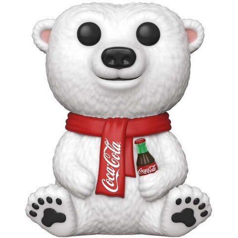 POP Movies: Coca-Cola Polar Bear figura