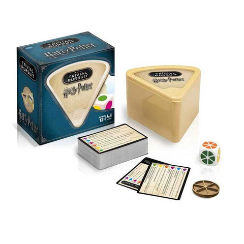Harry Potter - Trivial Pursuit társasjáték