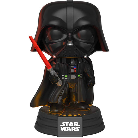 POP Movies Star Wars Electronic Darth Vader figura