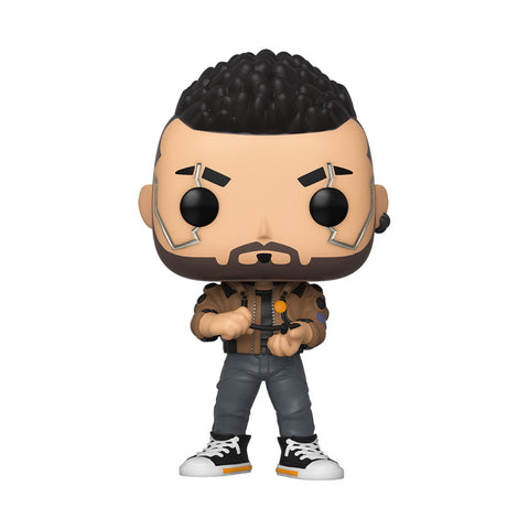 POP Games: Cyberpunk 2077 - V-Male figura