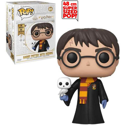 POP HARRY POTTER Super Sized figura - 48 cm