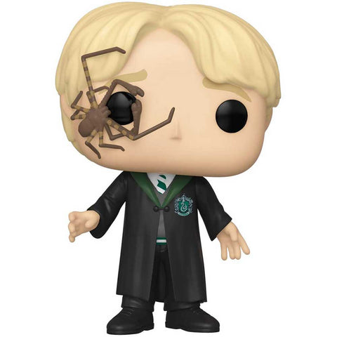 POP HARRY POTTER: Malfoy withh Spider figura