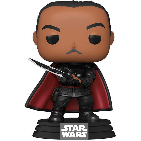 POP Movies The Mandalorian Moff Gideon figura