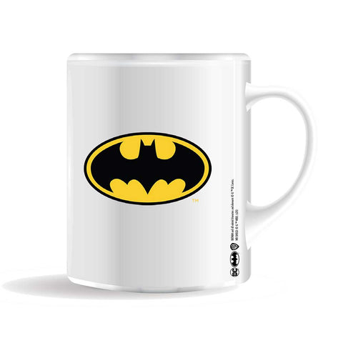 BATMAN logo bögre (400 ml)