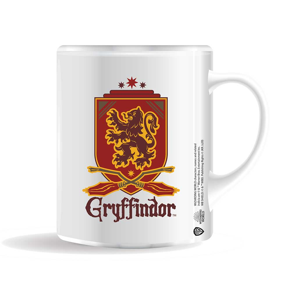 HARRY POTTER Griffendél címer bögre (400 ml)