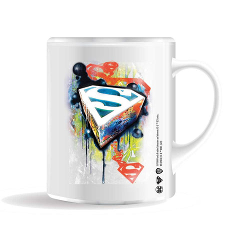 SUPERMAN art bögre (400 ml)