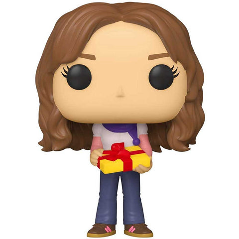 POP HARRY POTTER: Hermione Holiday figura