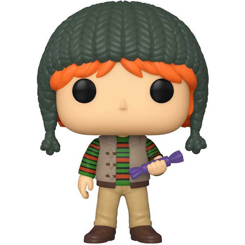 POP HARRY POTTER: Ron Weasley Holiday figura