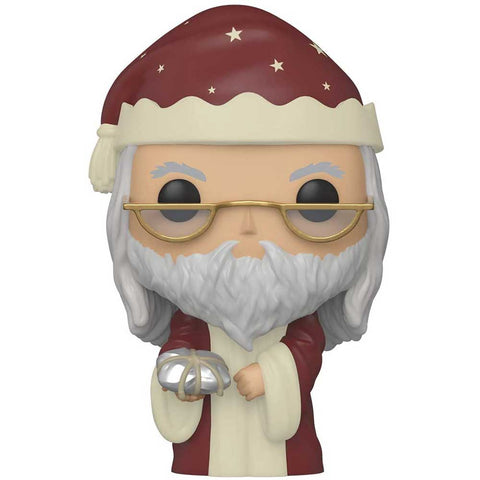 POP HARRY POTTER: Dumbledore Holiday figura